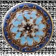 Colore Blu Button