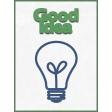 Genius Card Good Idea