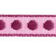 Gamer Girl Ribbon with Polka Dots