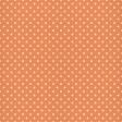 Orange Polka Dots