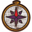 Wood Compass