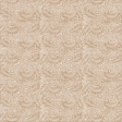 Cream and Gold Floral Paper