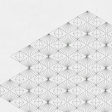 White geometric paper
