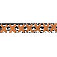 x stitches - Orange