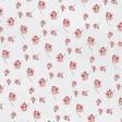 Paper Floral grid pink
