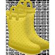 Radiant Rain - Element - Boots