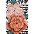 Noble Nature Mini Kit - Element - Flowers - Knit