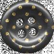 Younique - Element - Button - Black