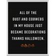 Fall All Over - Word Art - Felt Board