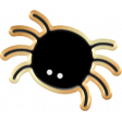 Fall All Over - Element - Pin - Spider