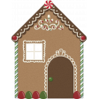 Home for the Holidays - Gingerbread House