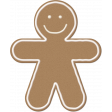 Home for the Holidays - Gingerbread Man