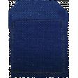 blue jean pocket tag