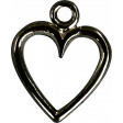 All That Dangles_Silver heart1