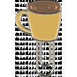 Coffee Paper Clip 03