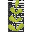 Green Flower Stem