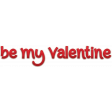 Sweet Valentine wordart 03