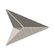 Metal Calendar Marker - arrow