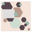 Hexagon Page Template (01)