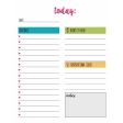 Daily Planner (multi color)