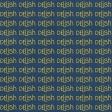 Delish Pattern Paper (Blue Delish)