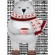 Sweaters and Hot Cocoa Polar Bear
