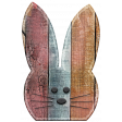 Wooden Easter Bunny (03)