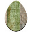 Wooden Easter Egg (01)