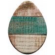 Wooden Easter Egg (03)