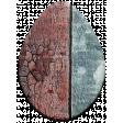 Wooden Easter Egg (04)