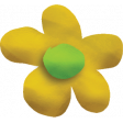 Playdough Flower (01)