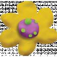 Playdough Flower (03)