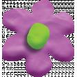 Playdough Flower (05)