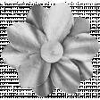 Fabric Flower 01 (template)