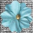Fabric Flower 07