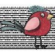 Bearly Spring Bird