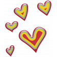 Pretty Bird Hearts (01)