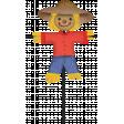Barnyard Buddies Scarecrow