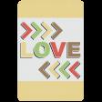 Owl Always Love You Journal Card (02)