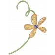 Bright & Cheerful Flower (01)