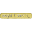 Bright & Cheerful Label (02)