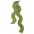 Green Ricrac 10