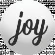 Softly Spoken: joy