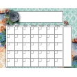 Blue Jeans & Sneakers Blank Calendar 03