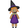 Halloween Mix And Match Pack 02 - witch