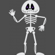 Halloween Mix And Match Pack 03 - skeleton