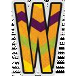 Halloween Mix And Match Alpha - Alpha 01 - W