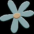 Fallish Rubber Elements - flower 03