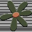 Fallish Rubber Elements - flower 04