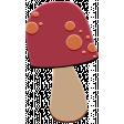 Fallish Rubber Elements - mushroom 01